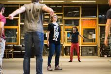 May/June 2014 Workshop for Die Backerei: Kulturbackstube Innsbruck, Austria